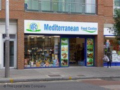 Mediterranean Food Centre, exterior picture