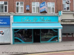 Cakes & Shakes, exterior picture