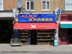 Alex Xpress image