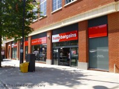 Home Bargains, exterior picture