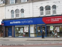 Scrivens Hearing Care, exterior picture