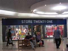 Store Twenty One, exterior picture