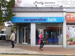 The Co-operative Bank PLC, exterior picture