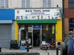 B&G Tool Hire image