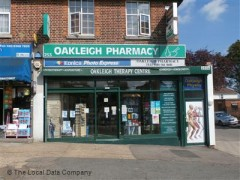 Oakleigh Pharmacy, exterior picture