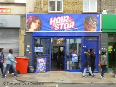 Hair Star, exterior picture