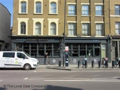 Pizzaexpress 88 90 Commercial Street Shadwell London E1