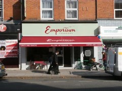 Emporium Tearooms, exterior picture