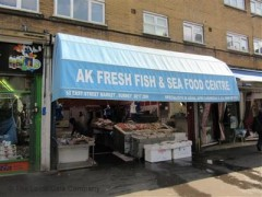 AK Fresh Fish & Sea Food Centre , exterior picture
