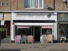 Henry's Chair Centre image