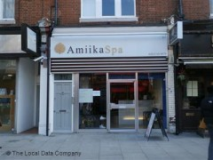 Amiika Spa, exterior picture