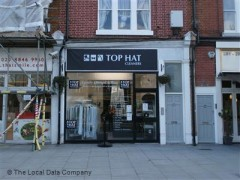 Top Hat Cleaners, exterior picture