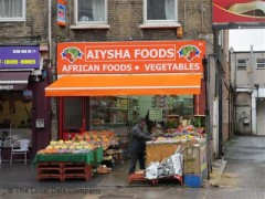 Aiysha Foods image