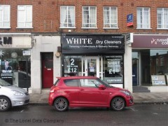White Dry Cleaners image