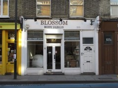 Blossom, exterior picture