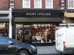 Rigby & Peller, exterior picture