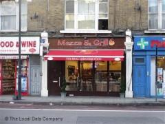 Mezza & Grill image