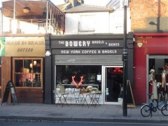 The Bowery Bagel & Beans, exterior picture