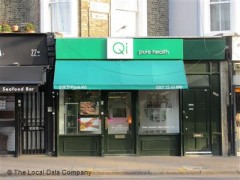Qi Pure Health, exterior picture
