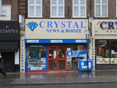 Crystal News & Booze image