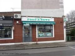Hampstead Food & News image
