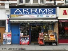 Akrms Cash & Carry image