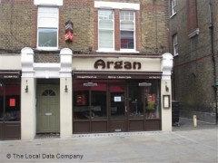 Argan , exterior picture