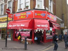 Daily fresh fish meat 16 electric avenue london for Daily fresh fish