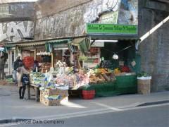 Jamaican Village Of Vegetables image