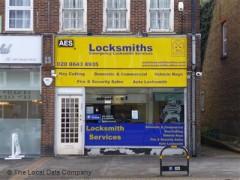 AES Locksmiths image