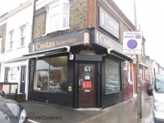 Costa\'s Barber Shop, exterior picture