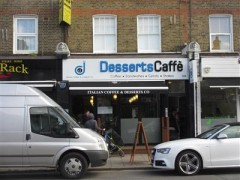 Desserts Caffe, exterior picture