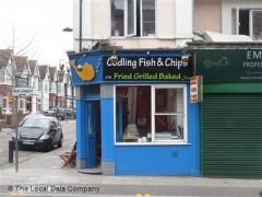 Codling Fish & Chips  image