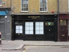 Richard James image