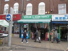 African & Asian Fabrics  image