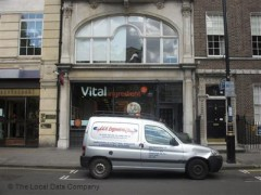 Vital Ingredient, exterior picture