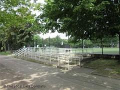 Whittington Park Football Pitch image