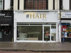 #Hair London, exterior picture