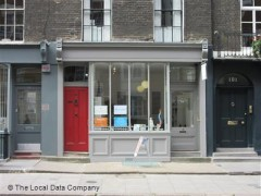 Bloomsbury Osteopathy, exterior picture