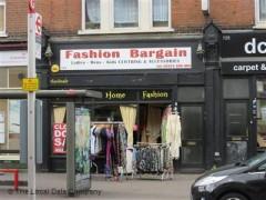 Fashion Bargain image