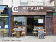 Comptoir Mezze image