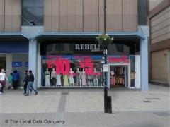 Rebel! London image