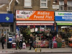 Madina Pound Plus, 80 Kingsland High Street, London