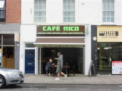 Cafe Nico , exterior picture