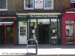 The London Cycle Workshop , exterior picture