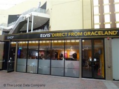 Elvis Shop, exterior picture