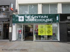 Mountain Warehouse, exterior picture