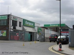 Europcar 176 178 York Way London Car Van Hire Near King S