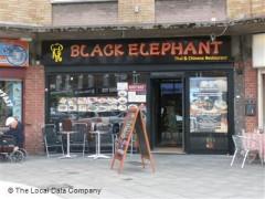 Black Elephant image