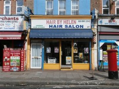 Hair By Helen, exterior picture